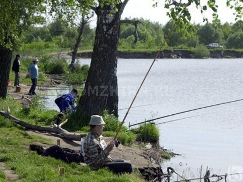 рыбалка в паланге в июле